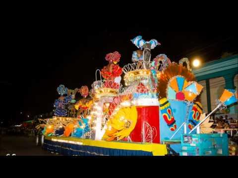 The Carnival of Santiago de Cuba