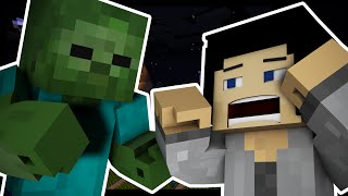 Minecraft Dreams - THE WALKING DEAD! [Part 1] | Custom Roleplay w/ Samgladiator