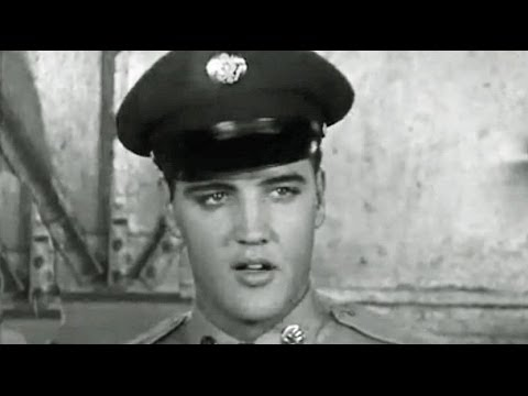 ELVIS INTERVIEW - ARMY - 1958