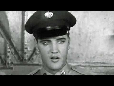 ELVIS INTERVIEW - ARMY - 1958