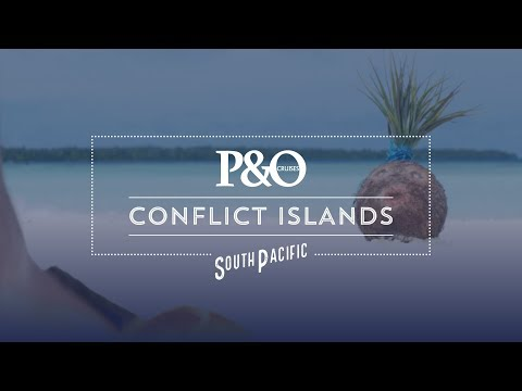 South Pacific - Conflict Islands