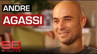 A week at home with tennis champion Andre Agassi | 60 Minutes Australia