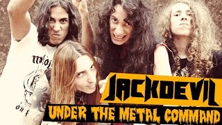 jackdevil under the metal command official video