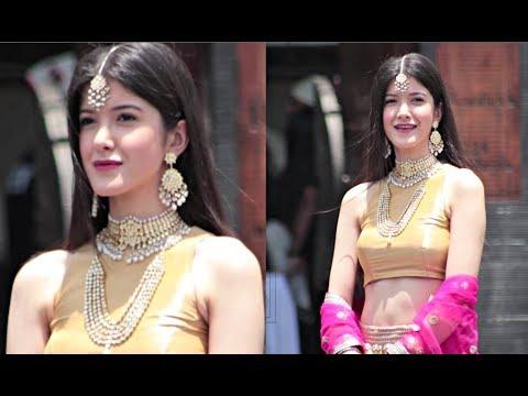 Sanjay Kapoor Daughter Shanaya Kapoor At Sonam Kapoor Wedding