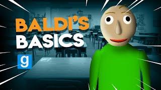 BALDI'S BASICS GMOD | Gmod Official Baldi Map