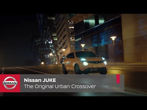 Nissan JUKE. Spot TV: The Original Urban Crossover.