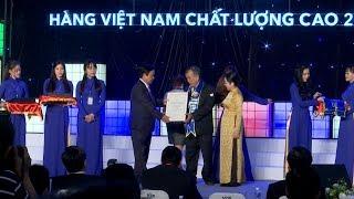 Tin Tức 24h: Công bố Hàng Việt Nam chất lượng cao 2018