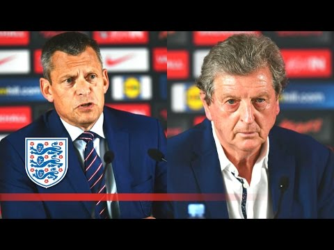 Roy Hodgson & The FA - Press Conference: We didn't punch our weight | FATV News