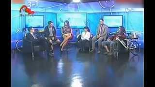 Asamblea de Ciclismo Urbano de Caracas Entrevista en Meridiano TV