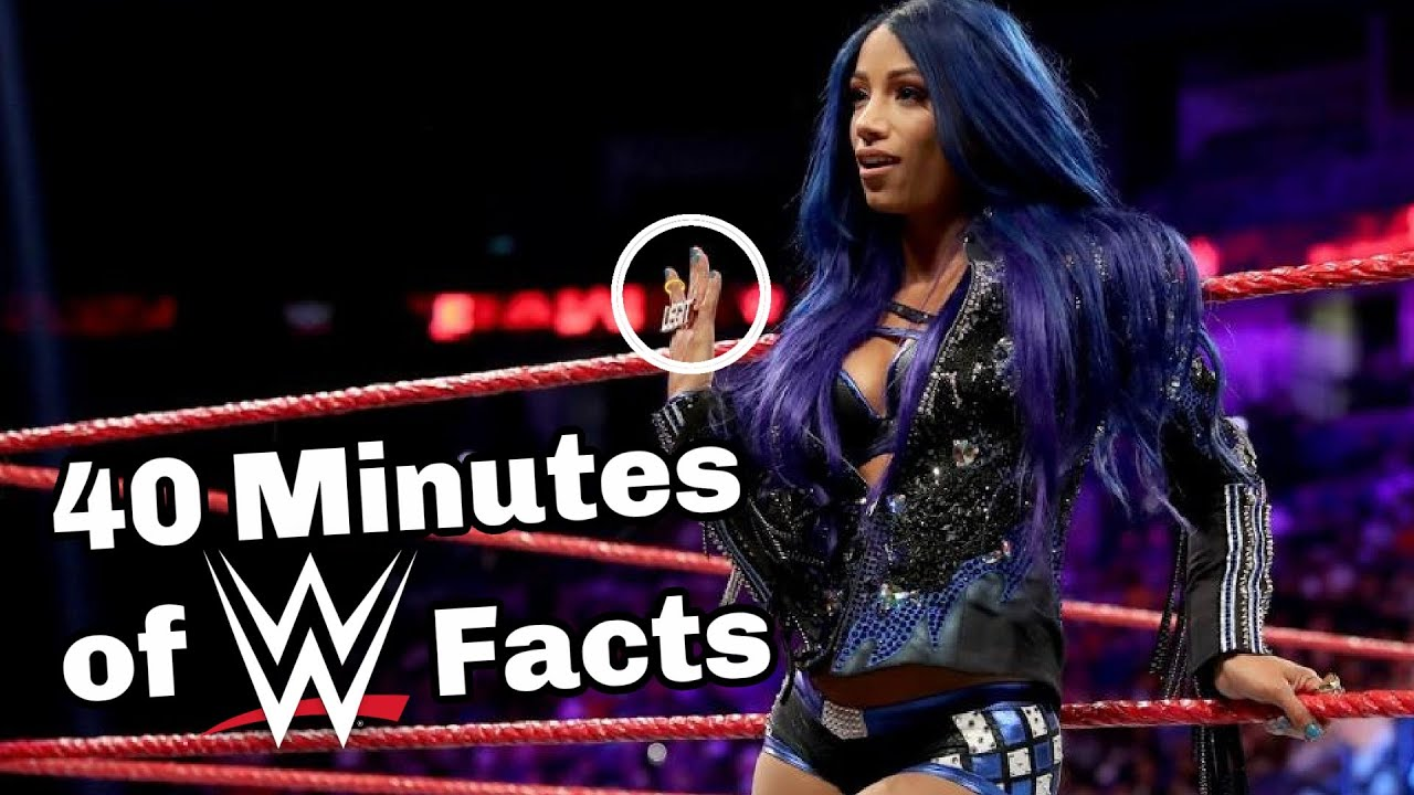 Download 40 Minutes of WWE Facts