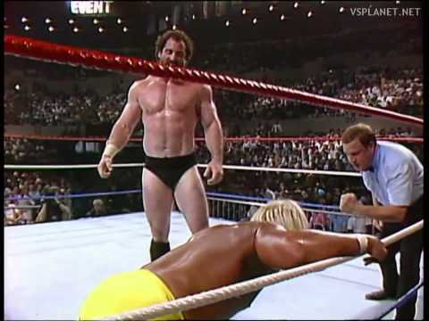 Saturday Night Main Event VIII 29 11 1986 Hulk Hogan vs Hercules Hernandes