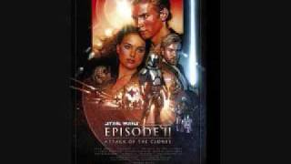 Star Wars Episode 2 Soundtrack- Across The Stars Love Theme