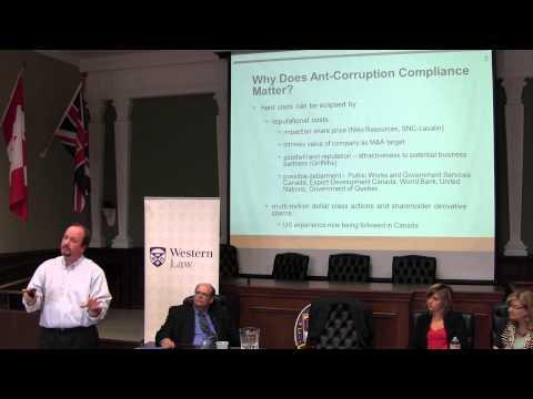 Anti-Bribery and Corruption Legislation