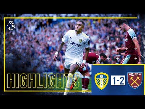 Leeds West Ham Goals And Highlights