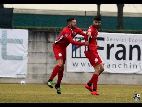 Virtus Bergamo-Rezzato 1-1, 4° giornata di ritorno Serie D Girone B 2018-2019