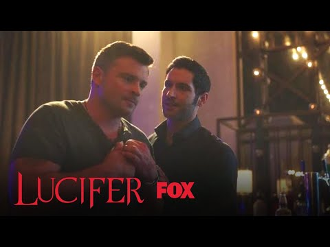 Pierce Bleeds Out After He's Been Stabbed | Season 3 Ep. 12 | LUCIFER
