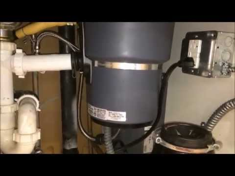 Insinkerator Evolution Essential Garbage Disposal Installation Review You