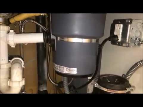 InSinkerator Evolution Essential Garbage Disposal Installation Review
