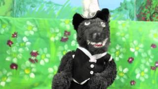 Песня волка Вовы Владимира из спектакля Три поросёнка Puppentheater Drei Schweinchen Lied