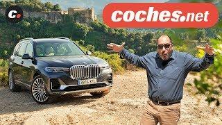 BMW X7 SUV | Prueba / Test / Review en español | coches.net