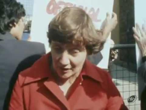 Grunwick Dispute - Shirley Williams