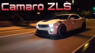 Custom Chevy Camaro ZLS V6 (A Must See!) (With 100 shot Nitrous Outlet)(Follow me on Social Media.. Currently at 6 real Sponsors and Camaro of the week 2 weeks in a row on Camaro5.com #cheers My Mods: [LIST] [*]OEM ZL1 ..., 2016-03-29T04:15:42.000Z)