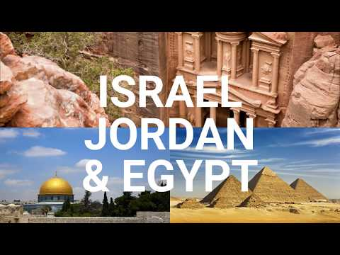 Israel, Jordan and Egypt tour | Booking-tours.com Travel Guide
