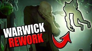 WARWICK REWORK TEASER!!! | League of Legends