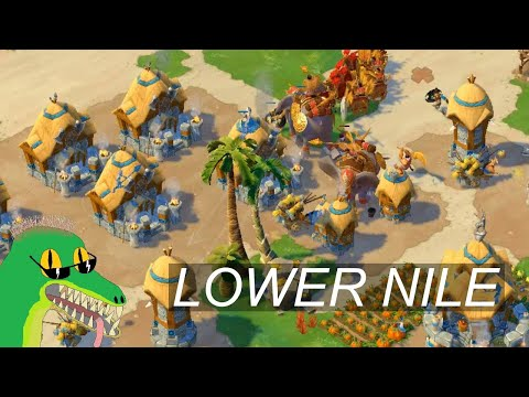Age Of Empires Online Project Celeste - Legendary Liberating The Lower Nile - Celts