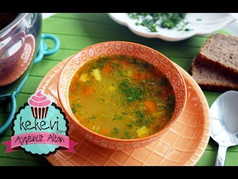 Sebze Çorbası / Besleyici Ve Nefis Bir Tarif   Ayşenur Altan Yemek Tarifleri