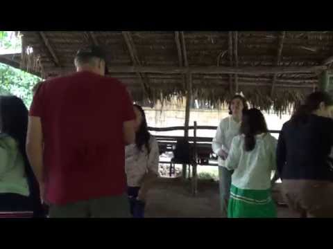 My Dance with a Kichwa Anangu Elder