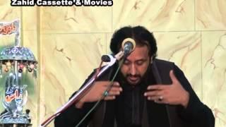 zakir saqlain ghallu bab-ul-hussain D G khan 2 muharram 2013