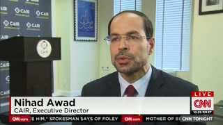 CAIR Director Tells CNN that ISIS, Boko Haram Do Not Speak for Islam