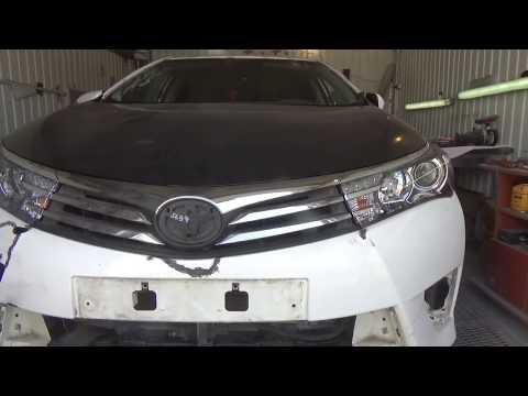 Toyota Corolla XI E180. Владельцам надо это знать.