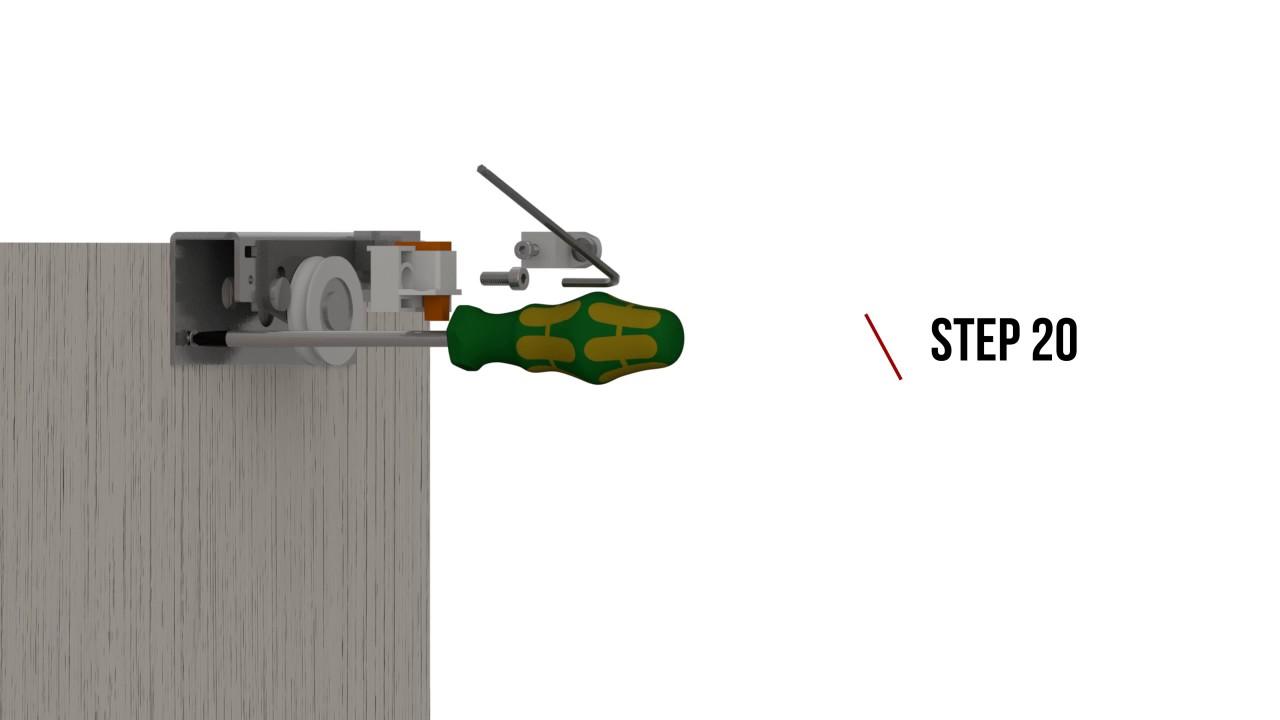 Ricambi Armadio Ante Scorrevoli.Tutorial Montaggio Armadi Ad Anta Scorrevole Sistema Open E Avant
