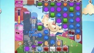 Candy Crush Saga Level 1690  No Booster