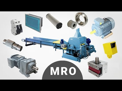 What Are Maintenance Repair And Operations   MRO Industrial Spare Parts And Supply Chain
