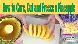 Pineapple Corer Review: How To Freeze Pineapple
