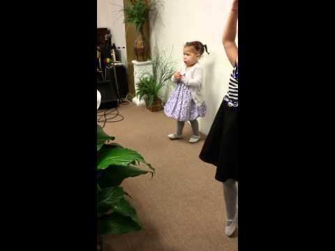 Jade Harrell - Power of a Toddler's Praise to Break Every Chain