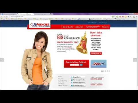 US Auto Insurance Agencies and Address