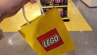 해리포터 레고 미니피겨! 레고 스토어 방문