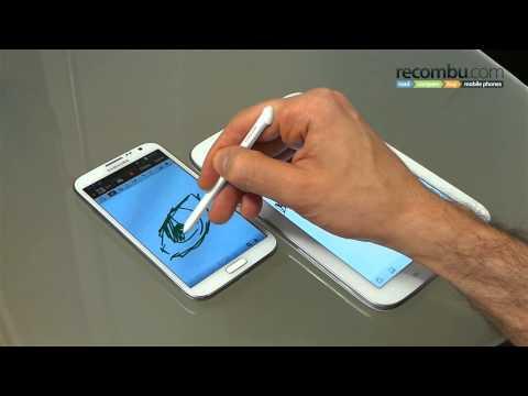Samsung Galaxy Note 2 vs Note 8