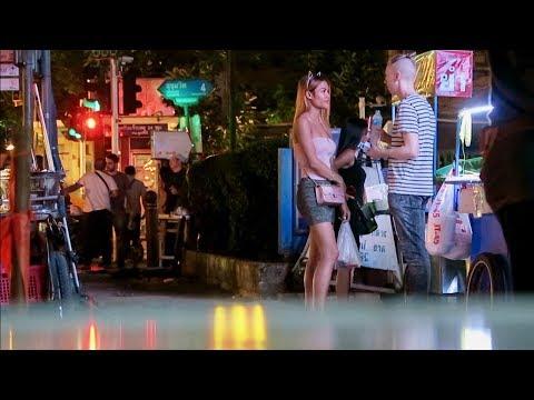 Bangkok Night Scenes - Vlog 306