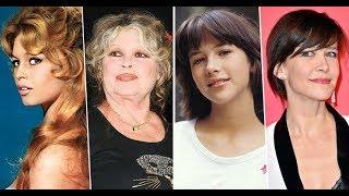 Тогда и сейчас как выглядят культовые французские актрисы