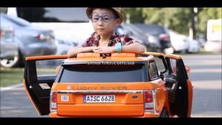 Детский электромобиль джип M 3153 EBRS-7 Range Rover, автопокраска, оранжевый(Детский электромобиль джип M 3153 EBRS-7 Range Rover, автопокраска - это замечательная игрушка, способная привести..., 2016-07-05T19:06:53.000Z)