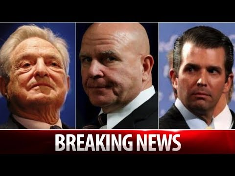 EX CIA AGENT: HR MCMASTER AUTHORIZED NSA TO SPY AND SENT INTEL TO SOROS!