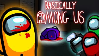 Basically Among Us | An Among Us Animation