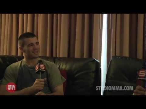 UFC 145 - Keith Wisniewski Interview