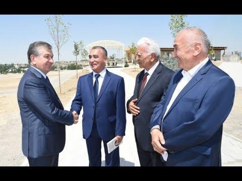 Prezident Shavkat Mirziyoyev 7-iyul kuni Namangan viloyatiga tashrif buyurdi