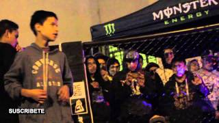 New Era vs BlackDog - Octavos - Vale Todo Monster II 2014